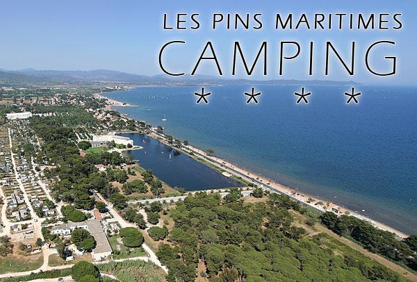 Camping Les Pins Maritimes Hyres -