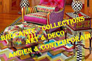 BROCANTE COLLECTION ART DECO ANCIEN ET CONTEMPORAI