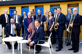 Dal Sasso Big Band : John Coltrane's Africa/Brass