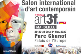 Salon international d'art contemporain art3f