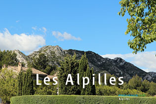 Photos HD photographs of the Alpilles