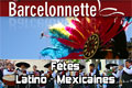 Fetes latino mexicaines