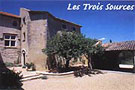 Bed and breakfast Provence: Les Trois Sources
