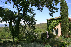 Bed and breakfast Provence: La Bouqui�re en Provence