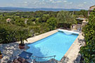 Bed and breakfast Provence: Les Terrasses du Luberon