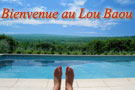 Bed and breakfast Provence: Lou Baou