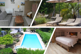 Bed and breakfast Provence: Le Mas Seraphin