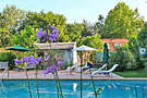 Bed and breakfast Provence: Le Pavillon Vert