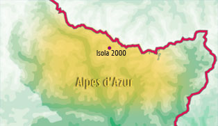 Hotels in the Alpes d'Azur