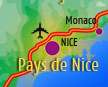 Holiday rentals in Nice City and area