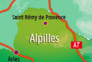 Holiday rentals in the Alpilles