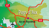 Hotels in Aix en Provence area