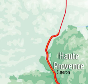 Holiday rentals in Haute Provence