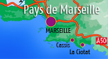Holiday rentals in Marseille, Cassis and the seaside