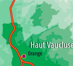 Bed and breakfast in Haut Vaucluse