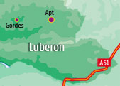 Hotels in Luberon