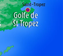Hotels in Saint Tropez area