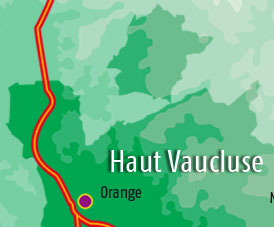 Camping sites in  Haut Vaucluse