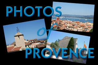 Photos of Provence