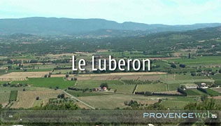Videoof the Luberon