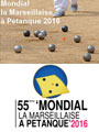 Petanque world championship in Marseille