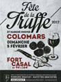 Truffle Festival and Winter Market at Colomars