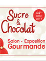 Chocolate and sugar fair in Antibes