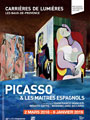 Picasso and the Spanish masters  Exhibitionaux at les Baux de Provence