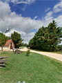 360 ° visit of the Camargue Museum in Arles