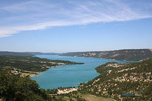 Sainte Croix lake - Verdon
