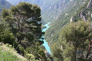 Verdon country verdon canyon provence web - Location gorge du verdon avec piscine ...