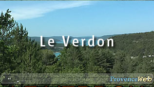Video: the Verdon canyons and lakes