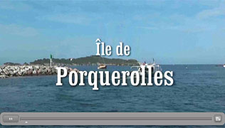 Video Porquerolles - Provence
