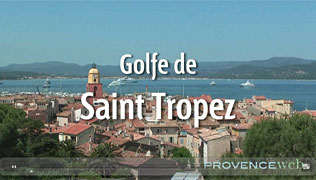 Video Golfe de Saint Tropez