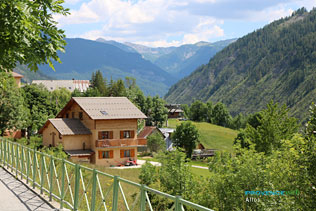 Allos, chalet