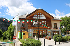 Allos, tourist office