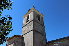 Banon, bell tower