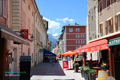Barcelonnette, bars and restaurants