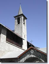 Faucon de Barcelonnette, bell tower