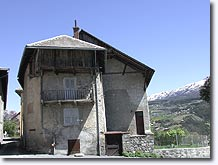 Faucon de Barcelonnette, house
