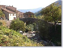 Le Fugeret, bridge
