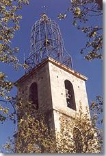 Les Mees - Bell tower