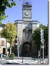 Manosque, porte de la Ville