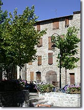 Manosque, house