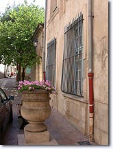 Manosque -  rue