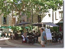 Manosque, place