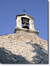 Mison, bell tower