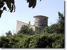 Montfuron, tower