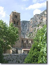 Moustiers - Eglise
