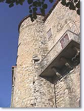 Sigonce, tower